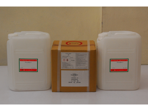 กาวถ่ายบล๊อกเชื้อน้ำ No.43 พร้อมน้ำยาเคลือบบล๊อก A/ B (Photo-Emulsion with Hardener A/ B)