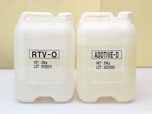 ตัวปรับเหลว (Additive RTV-O) ตัวปรับด้าน (Additive-D)
