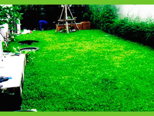 งานปูพื้นแผ่นคอนกรีต