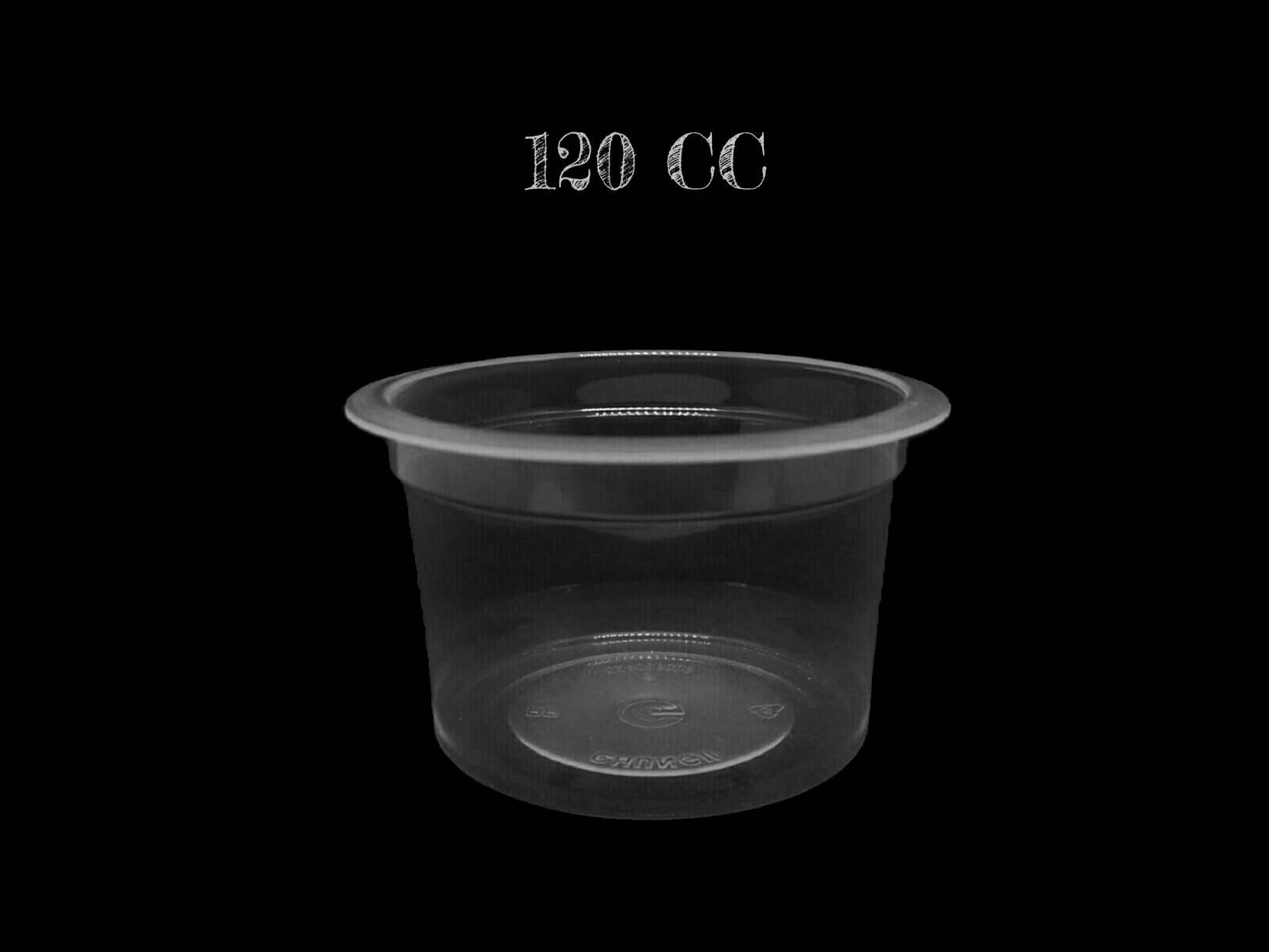 ถ้วยพลาสติกบรรจุน้ำ 120 cc หรือ  4 oz (ถ้วยน้ำสายการบิน)