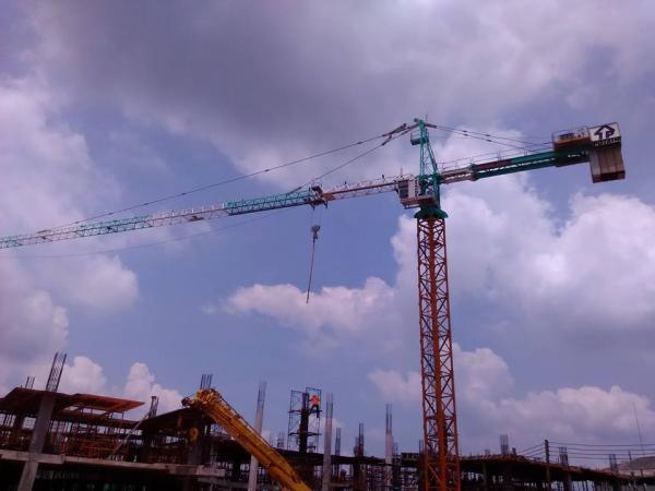 POTAIN MD175 - บริษัท ยูเนี่ยน เครน เซอร์วิส จำกัด