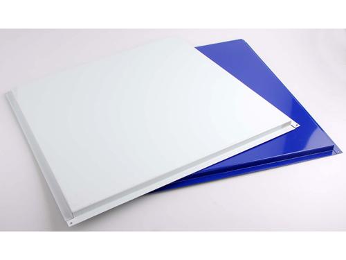 แผ่นบล็อคสังกะสีและอลูมิเนียม แบบพับนอก (ขนาด 30x30 ซม. และ 58x58 ซม.) - บริษัท เอ็ม เอ แม็ก กรุ๊ป จำกัด