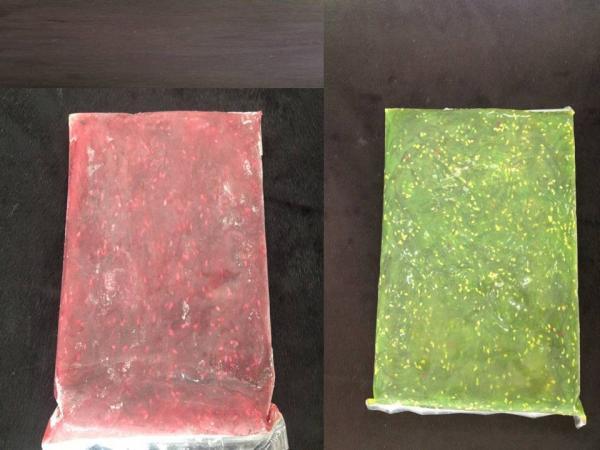 สาหร่ายแดง สาหร่ายเขียว