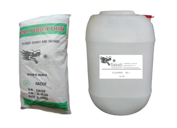 Ingredient Additive : สารประกอบ ซึ่งทางบริษัทมีสารประกอบทุกประเภท