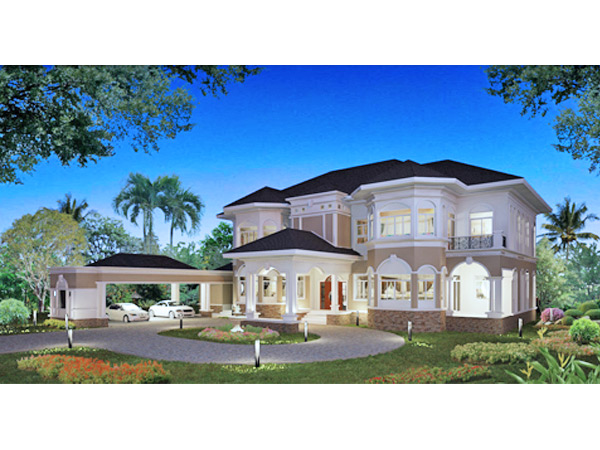 พรีดีไซน์ - รับสร้างบ้านหรู
