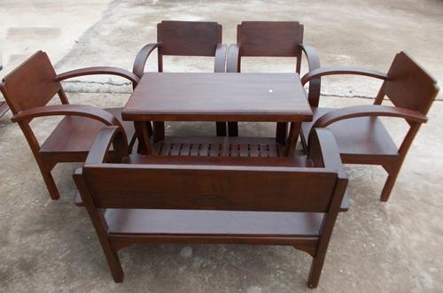 โต๊ะไม้สัก - ธนรินทร์ เฟอร์นิเจอร์ไม้สัก อุดรธานี