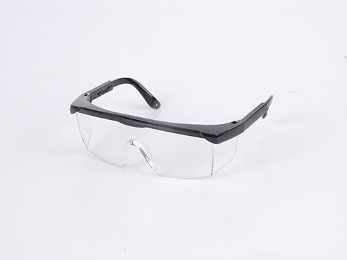 แว่นตาสะเก็ดรุ่นปรับขา