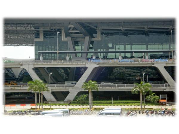 โครงการสนามบินสุวรรณภูมิ - บริษัท พีเอสเอ เอ็นจิเนียริ่ง แอนด์ คอนสตรัคชั่น จำกัด