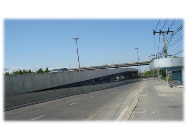 โครงการสะพานข้ามแยกถนนพุทธมณฑลสาย 2 - บริษัท พีเอสเอ เอ็นจิเนียริ่ง แอนด์ คอนสตรัคชั่น จำกัด