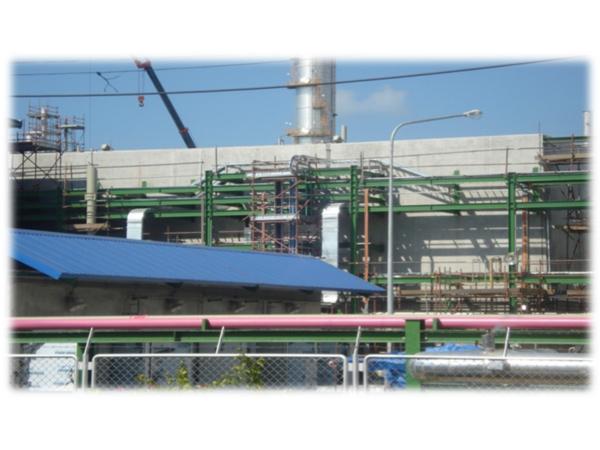 โครงการ PTTPE LDPE - บริษัท พีเอสเอ เอ็นจิเนียริ่ง แอนด์ คอนสตรัคชั่น จำกัด
