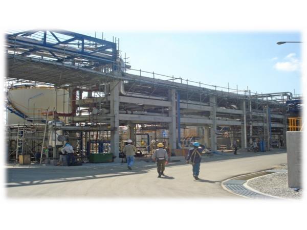 โครงการ PPCL BPA - บริษัท พีเอสเอ เอ็นจิเนียริ่ง แอนด์ คอนสตรัคชั่น จำกัด