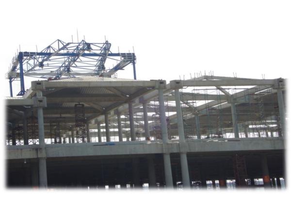 โครงการอาคารวิหาร วัดพระธรรมกาย - บริษัท พีเอสเอ เอ็นจิเนียริ่ง แอนด์ คอนสตรัคชั่น จำกัด