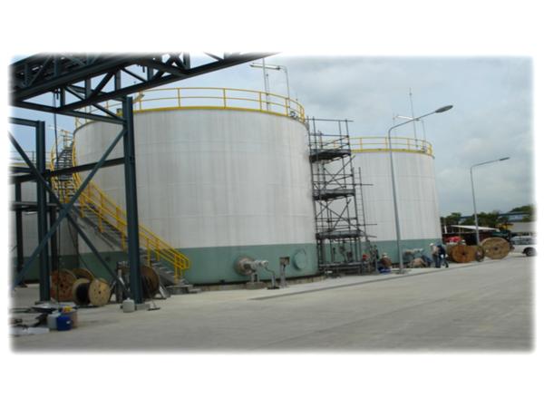 โครงการบ่อบำบัดน้ำเสีย - บริษัท พีเอสเอ เอ็นจิเนียริ่ง แอนด์ คอนสตรัคชั่น จำกัด