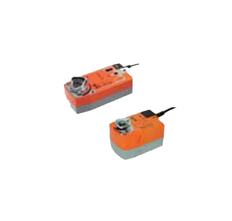 Mechanical Fail-Safe Damper Actuators วิศวกรรมระบบไม่ปลอดภัย - บริษัท เอชแวคสแควร์ จำกัด