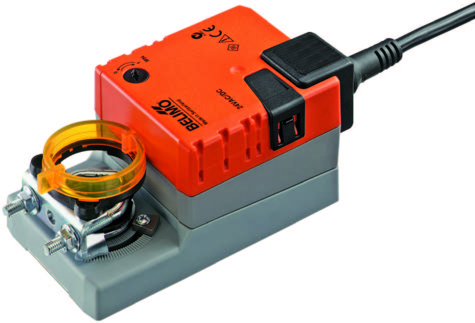 CM: BELIMO Damper actuators, 2 Nm - บริษัท เอชแวคสแควร์ จำกัด