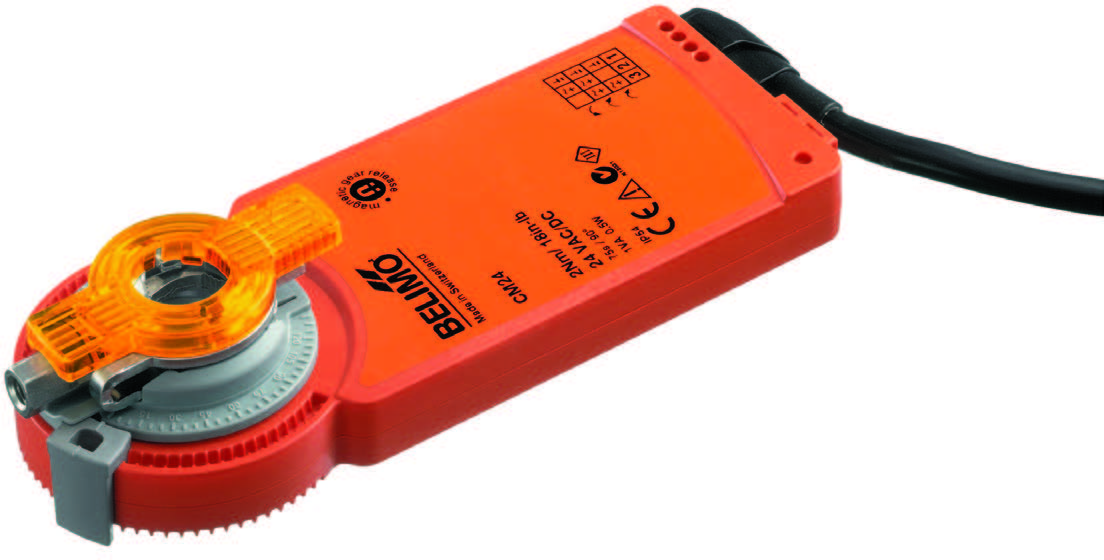 CM... : BELIMO Damper actuators, 2 Nm - บริษัท เอชแวคสแควร์ จำกัด