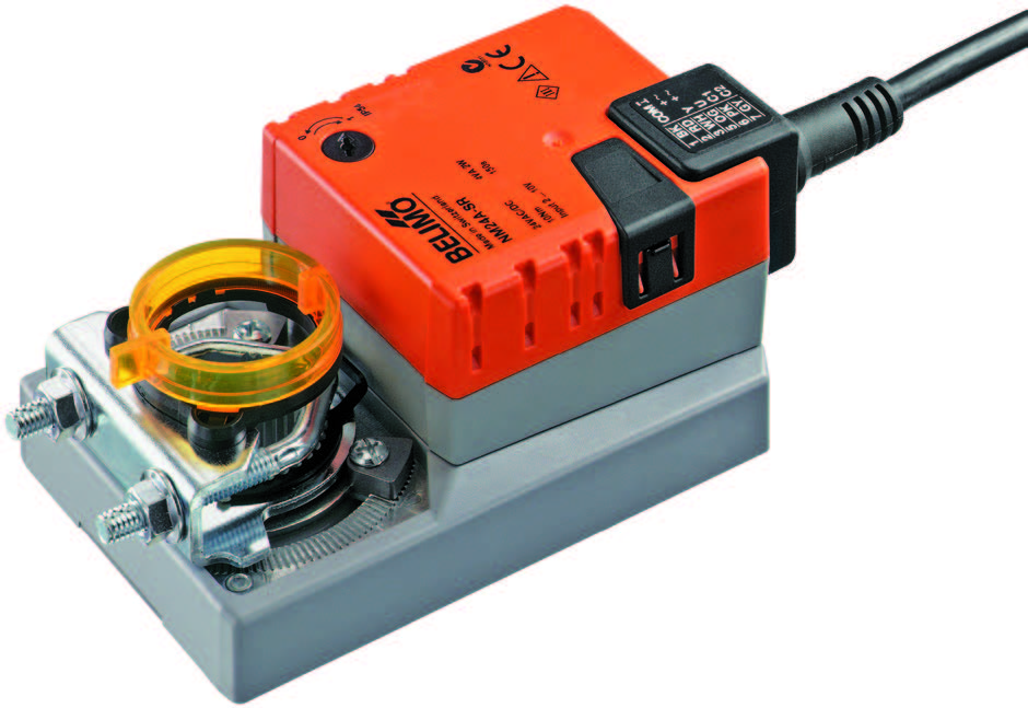 NM..A: BELIMO Damper actuators, 10 Nm - บริษัท เอชแวคสแควร์ จำกัด