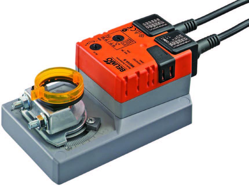 SM..A: BELIMO Damper actuators, 20 Nm - บริษัท เอชแวคสแควร์ จำกัด