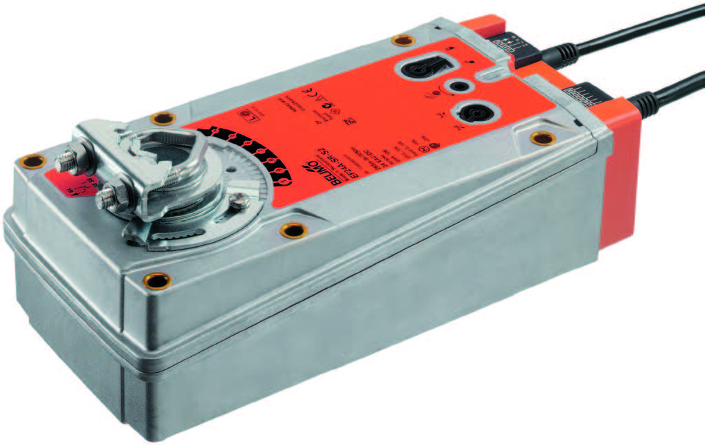 EF..A: BELIMO Spring return actuators, 30 Nm - บริษัท เอชแวคสแควร์ จำกัด