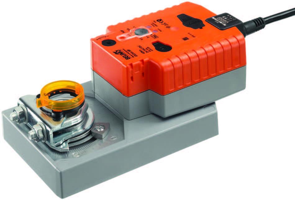 GK..A: BELIMO Rotary actuator, 40 Nm - บริษัท เอชแวคสแควร์ จำกัด