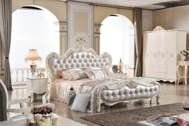 ชุดห้องนอนหลุยส์ สไตล์เจ้าหญิง สวยหวานมากๆค่ะ